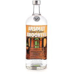 Absolut Brooklyn Red Apple Vodka