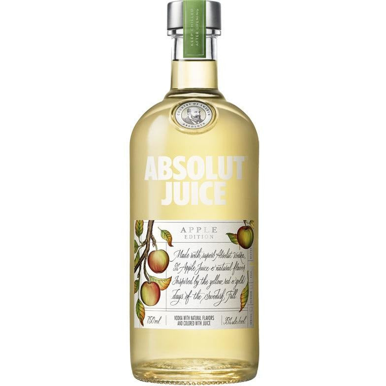 Absolut Juice Vodka Apple Edition 750 mL