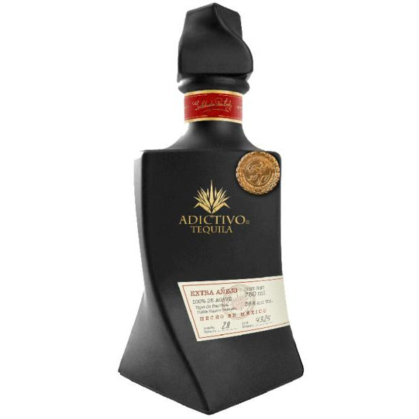 Adictivo Extra Anejo Limited Edition Ceramic 750 mL