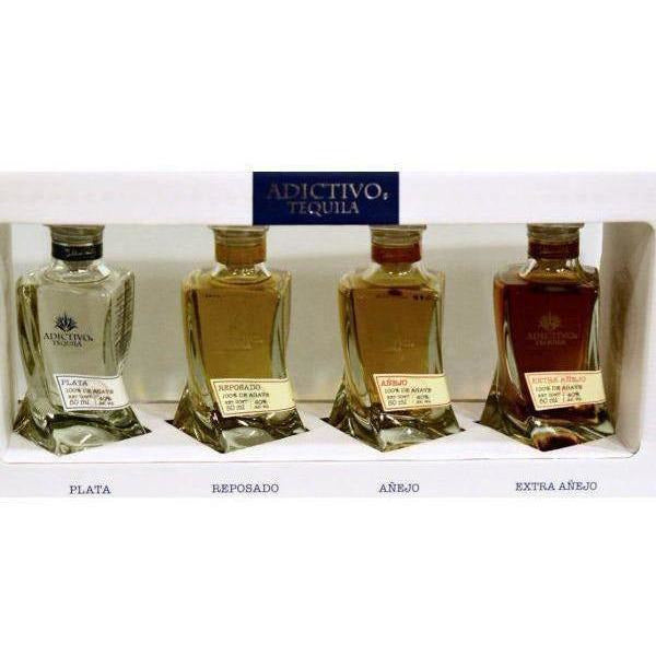 Adictivo Mini Collection 50 ml - 4 Pack -  200 ml