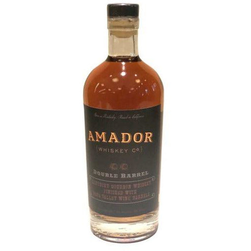 Amador Whiskey Co. Double Barrel 750 ML
