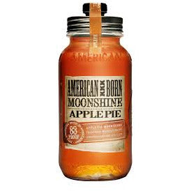 American Born Apple Pie Moonshine 750 ML