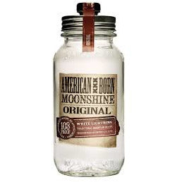 American Born Original Moonshine 750 ML