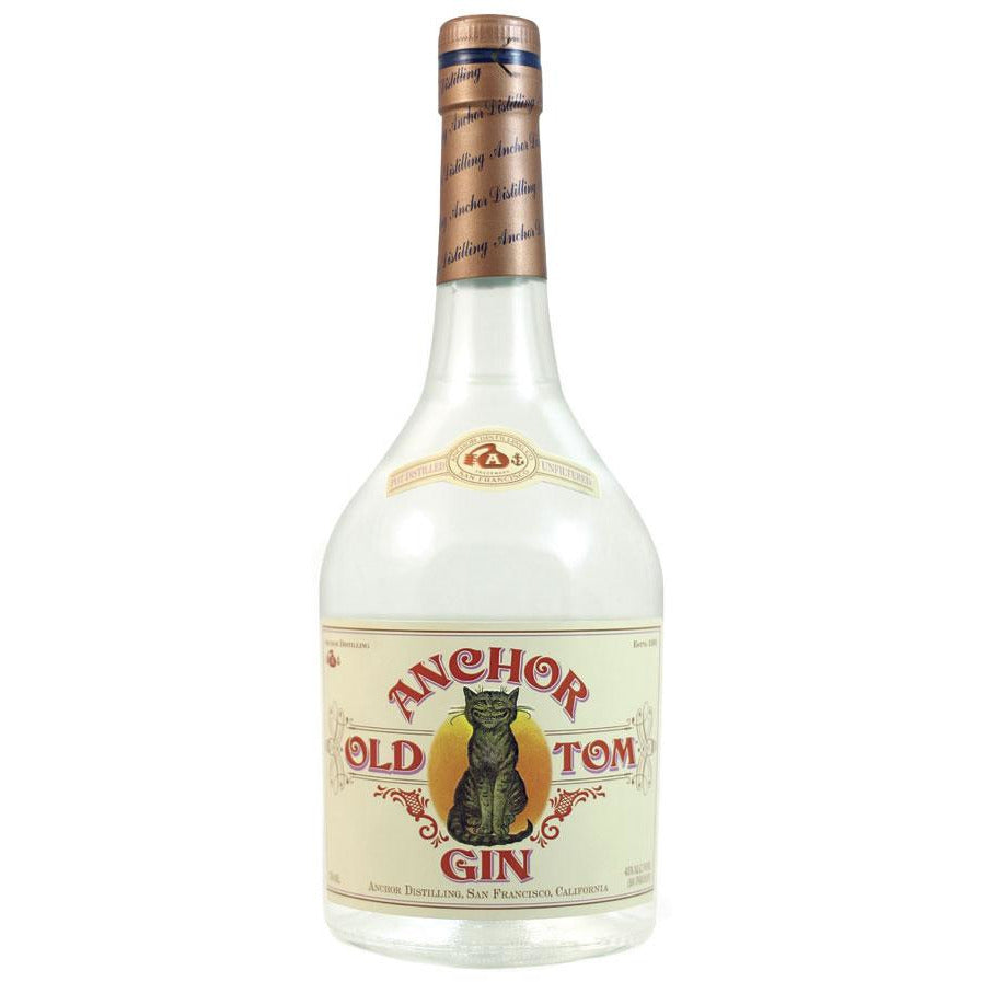 Anchor Gin Old Tom 750Ml