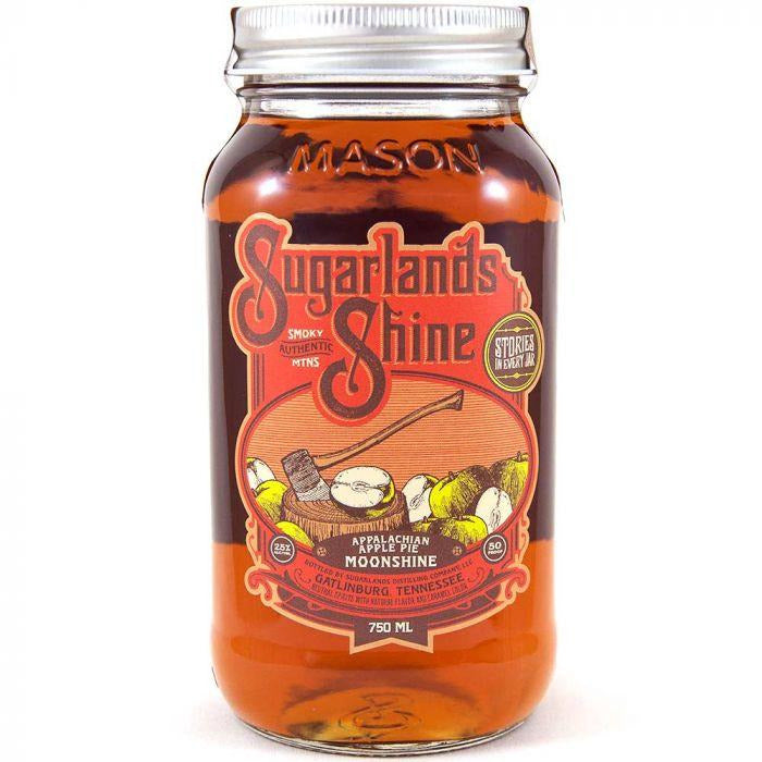 Sugarlands Shine Appalachian Apple Pie Moonshine (750 ML)