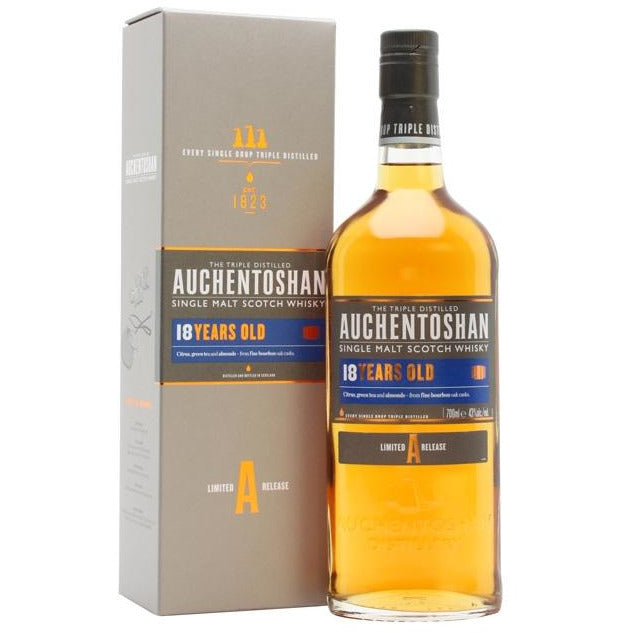 Auchentoshan 18 Year 750 Ml