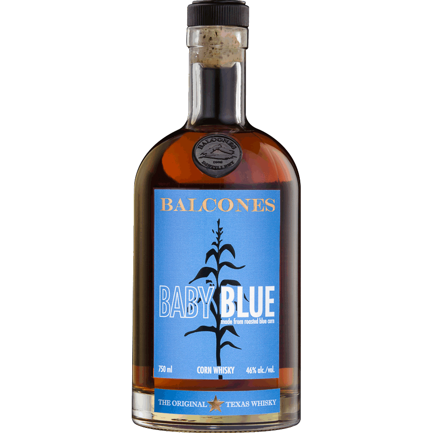Balcones BabyBlue Corn Whisky 750 ML