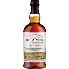 The Balvenie 40 Year Whisky