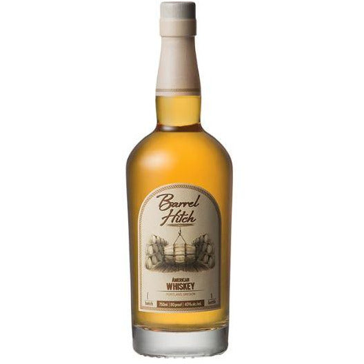 Barrel Hitch American Whiskey 750 ML