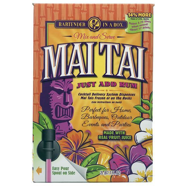 Bartender In A Box Mai Tai 2 L