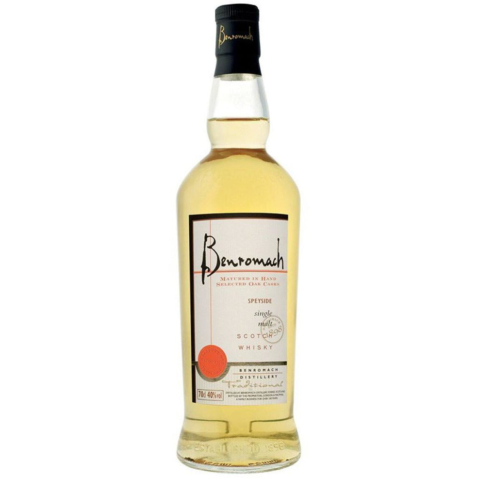 Benromach Traditional Scotch Whisky