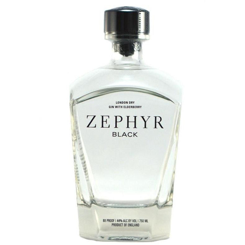 Black Zephyr Gin 750 Ml
