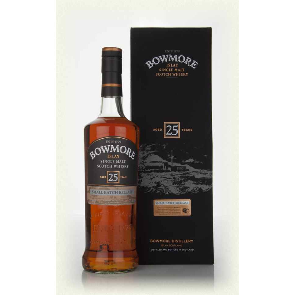 Bowmore 25 Years Scotch Whisky 750 Ml