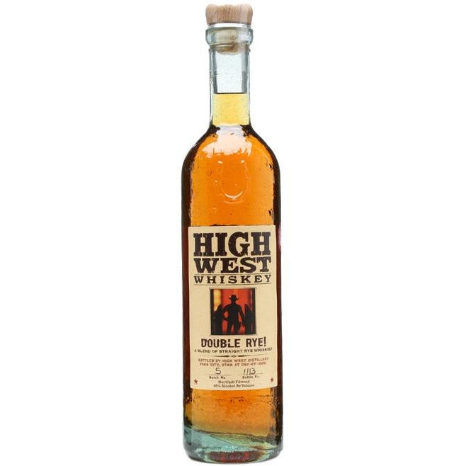 High West Double Rye 750 Ml