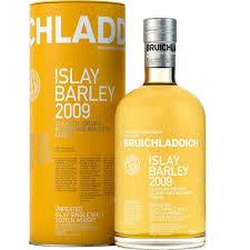 Bruichladdich Islay Barley 2009 Scotch Whiskey