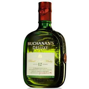 Buchanans Deluxe 12 Year Old Scotch Whisky
