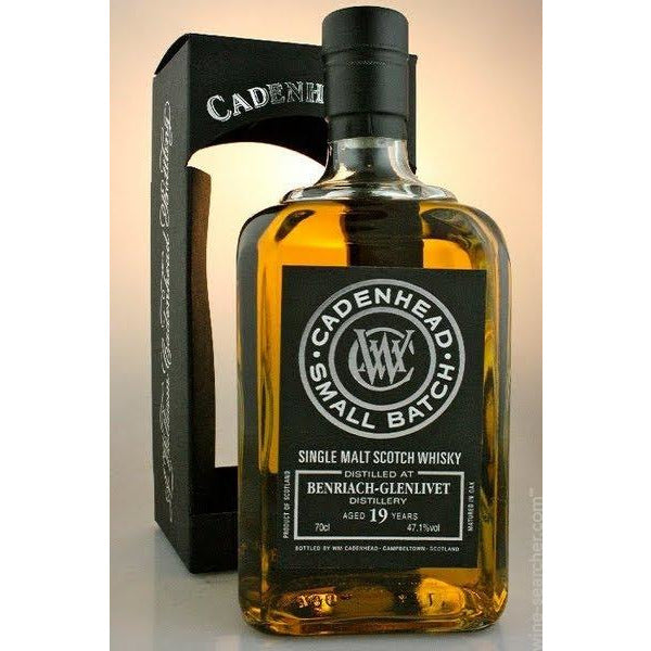 Cadenhead Small Batch Benriach-Glenlivet 19 Year ML