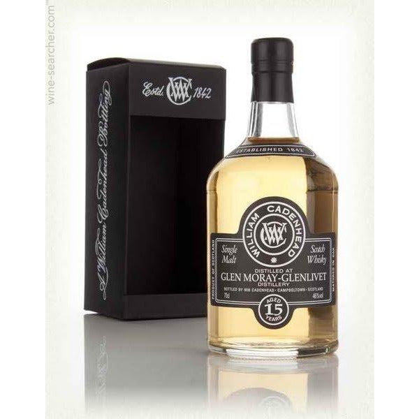 Cadenhead Small Batch Glen Moray-Glenlivet 15 Year 750 ML