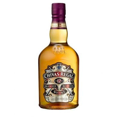 Chivas Regal 12 Year Old Scotch Whisky (750 mL)