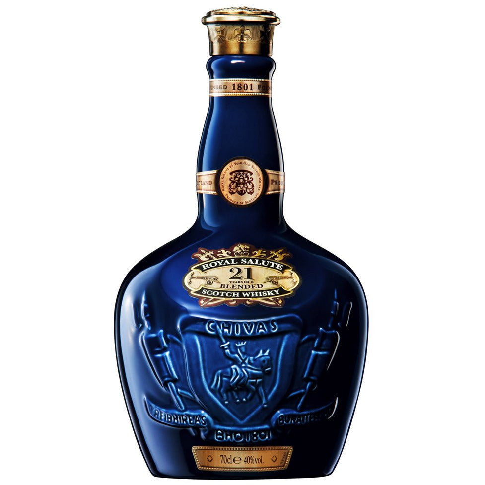 Chivas Regal Royal Salute 21Yrs 750Ml