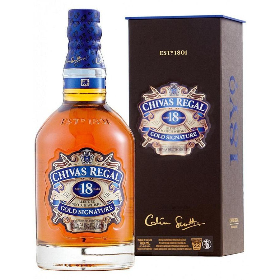 Chivas Regal 18 Year 750 ML