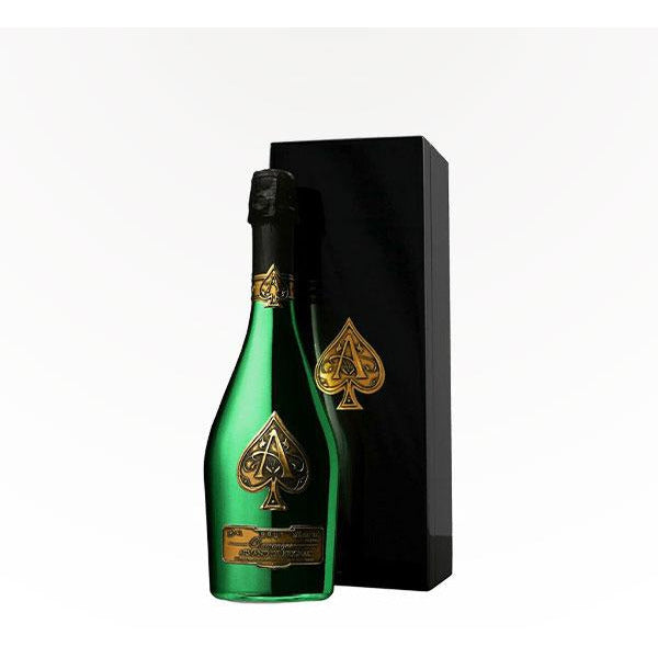 Armand de Brignac Ace Of Spades Champagne Brut (750mL) Limited Edition Green Bottle