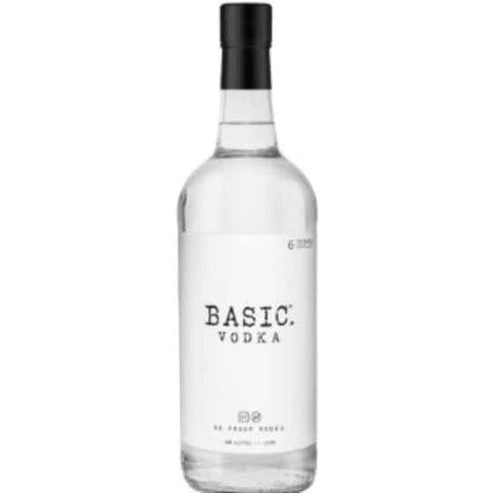 Basic Vodka (750mL)