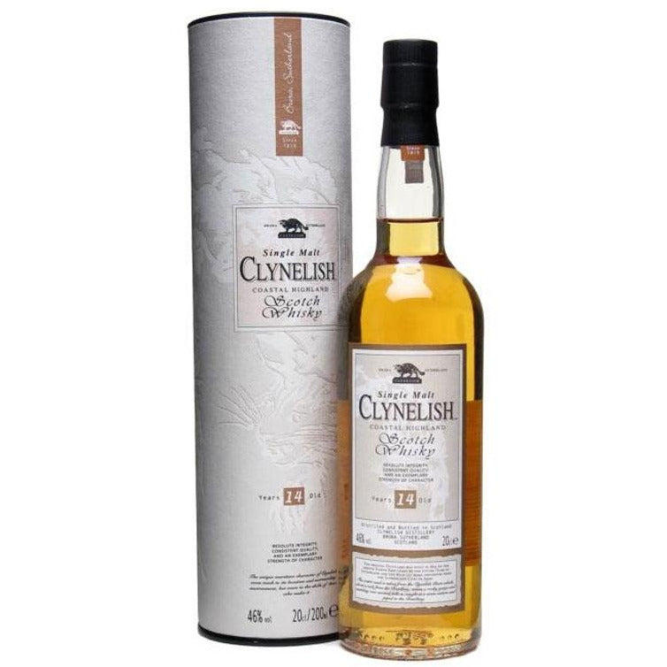 Clynelish 14 Year Old Single Maly Scotch Whisky