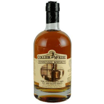 Collier and McKeel Tennessee Whiskey 750 ML