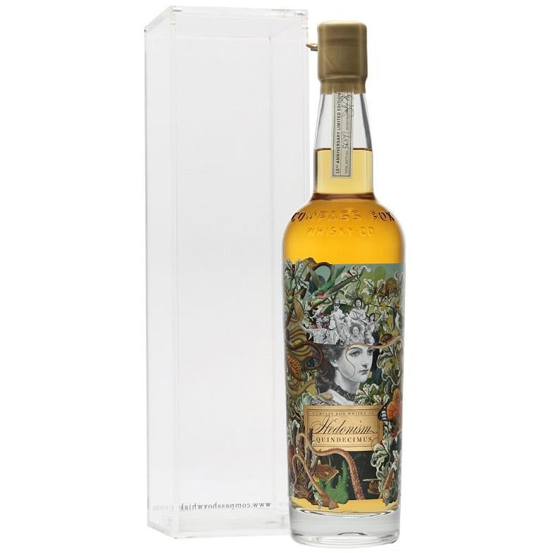 Compass Box Hedonism Quindecimus Whisky 750 ML