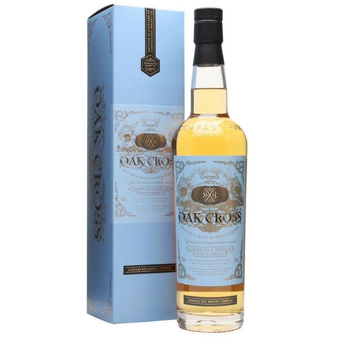 Compass Box Oak Cross Whisky 750 ML
