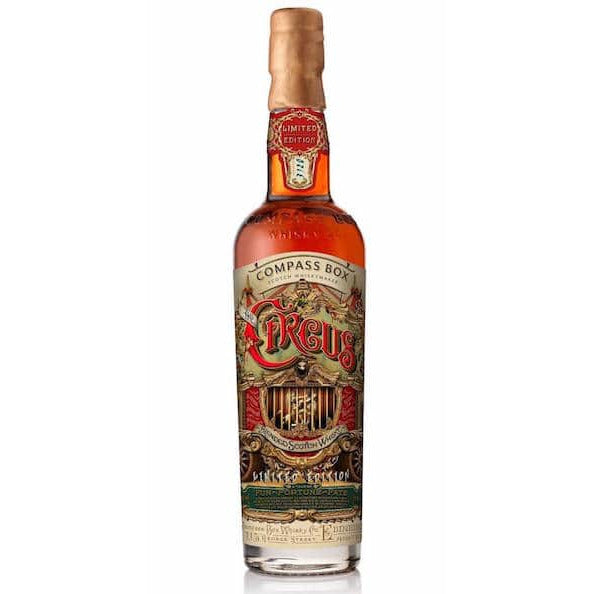 Compass Box The Circus Blended Scotch Whisky (750 ML)