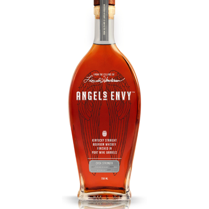 Angels Envy 2019 Cask Strength Kentucky Straight Bourbon Whiskey (750mL)