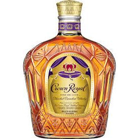 Crown Royal Blended Canadian Whisky 750 Ml