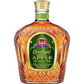 Crown Royal Regal Apple Canadian Flavored Whisky 750 ML
