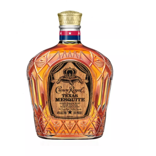 Crown Royal Texas Mesquite Blended Canadian Whiskey (750 ML)