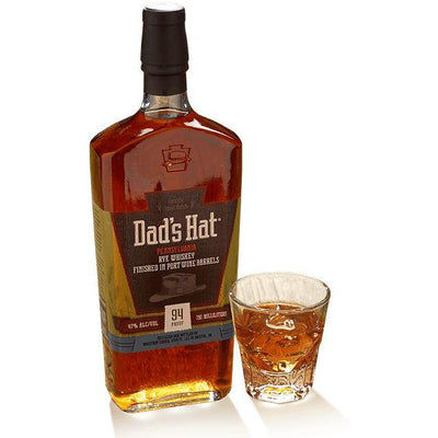 Dad's Hat Rye Port Wine Finished 750 ML