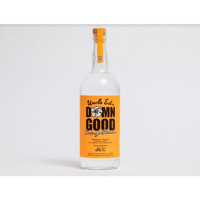 Uncle Ed's Damn Good Vodka Orange Blossom 1 Liter