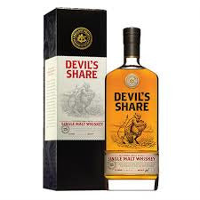 Ballast Point Devils Share Single Malt Whiskey