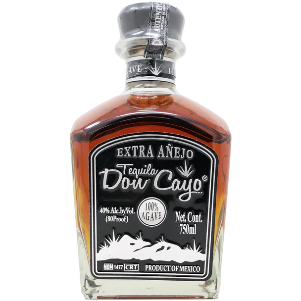Don Cayo Extra Anejo 750 mL