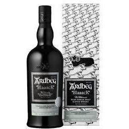 Ardbeg BlaaacK Limited Edition Islay Single Malt Scotch Whisky (750mL)