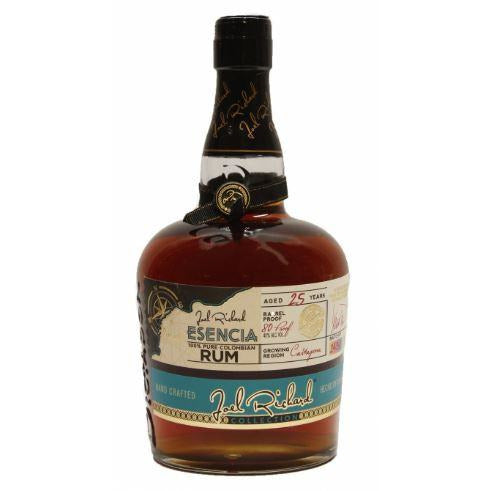 Esencia Aged 25 Years 100% Pure Colombian Rum 750 ML