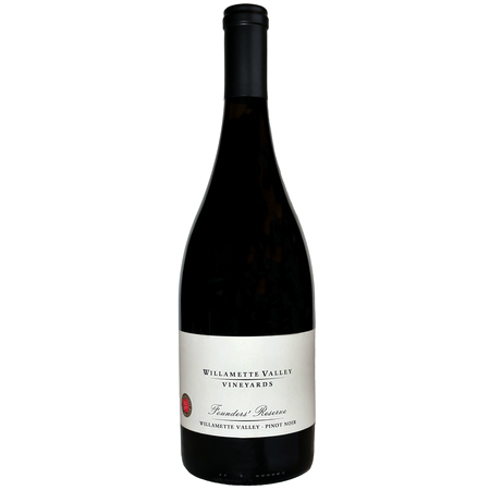 Willamette Valley Vineyards Founders' Reserve Pinot Noir  (750 ML)