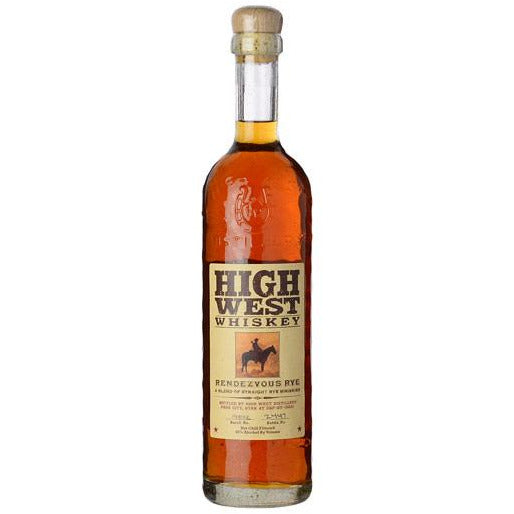 High West Rendezvous Rye Ml