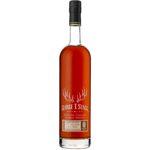 George T. Stagg Kentucky Straight Bourbon Whiskey 129.2 Proof 750 ML