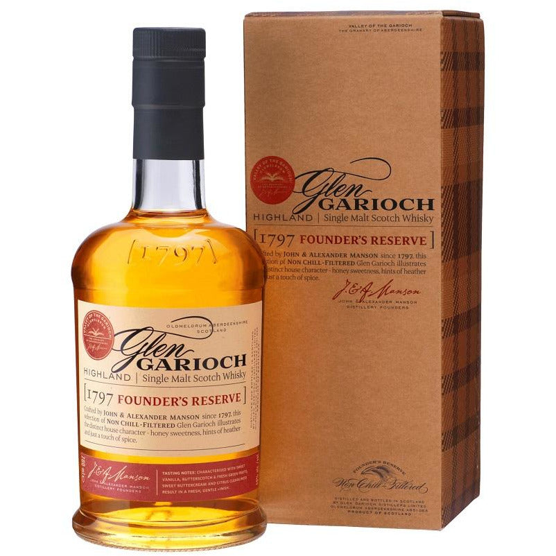 Glen Garioch Founder's Reserve 750 mL