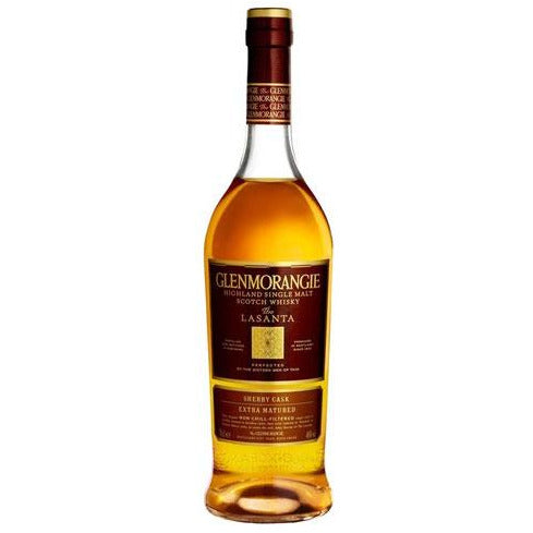 Glenmorangie Scotch Single Malt Nectar DOr 750Ml