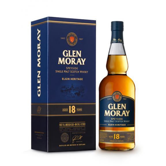 Glen Moray 18 Year 750 ML