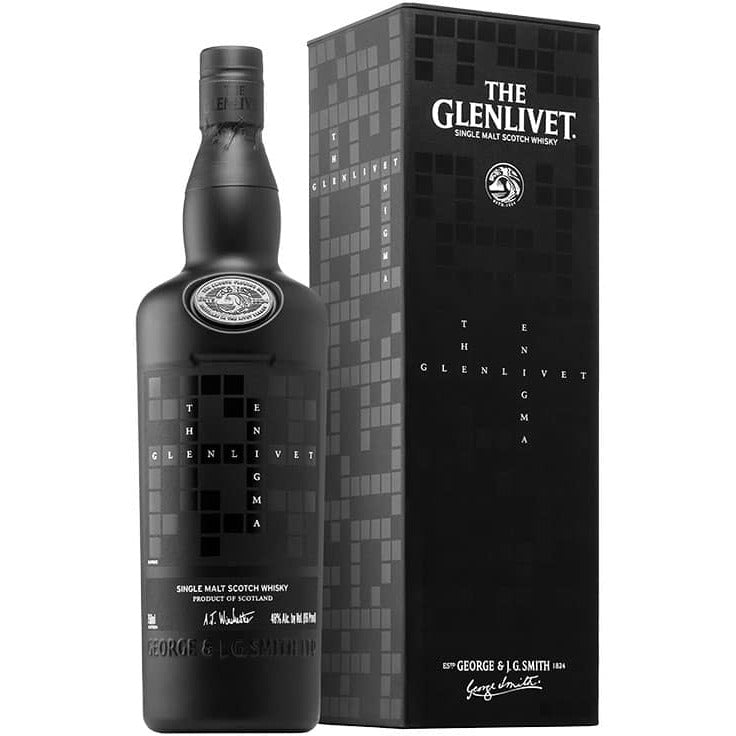 The Glenlivet Enigma Single Malt 750 ml