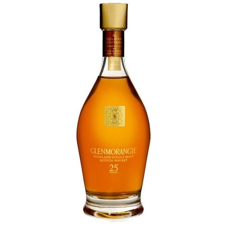 Glenmorangie 25 Years Highland Scotch Malt Whiskey 750 Ml